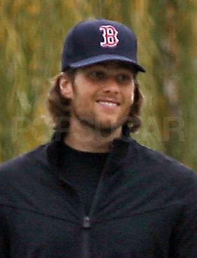 Tom Brady Long Hair | Tom Brady Long Hair Beard Pictures of tom brady's hair
