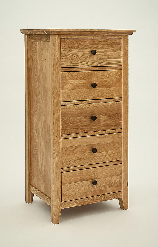 Hereford Rustic Oak Bedroom Furniture