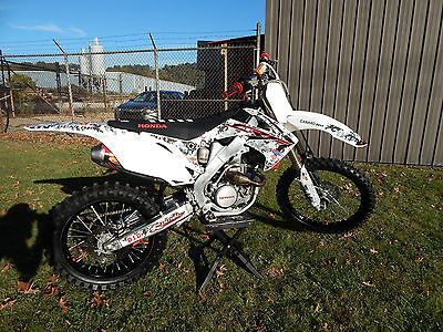 Every Honda CRF250R motocross bike for sale