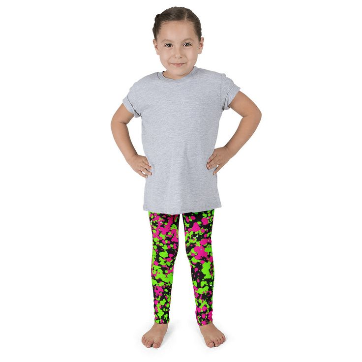 Check out our new products: Neon Pink Green P... Check it out here http://ocdesignzz.myshopify.com/products/neon-pink-green-paint-splatter-kids-pants-leggings?utm_campaign=social_autopilot&utm_source=pin&utm_medium=pin