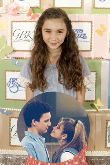 "The highly anticipated ""Boy Meets World"" spin-off, ""Girl Meets World,"" has finally cast Cory and Topanga's daughter, Riley. Meet Rowan Blanchard, the actress who will play Riley Matthews in what is arguably the most beloved show that's never even aired an episode yet."