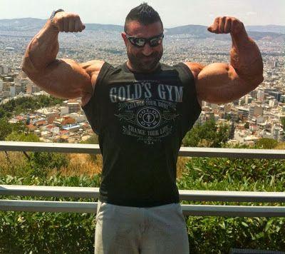 Greek Bodybuilders: Καλή ανάρωση Μανώλη!