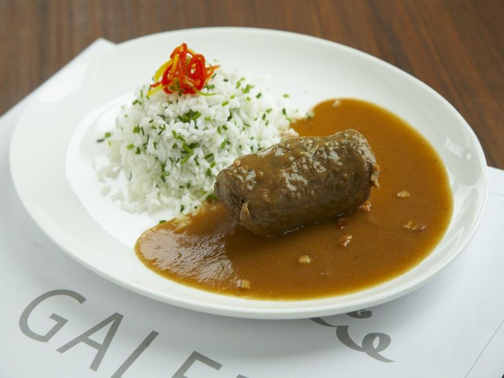 Beef with Rice, Tasty Starter, Food, Bar, Appetizer, Starter, Catering, Cuisine, Party, Free Images, Restaurant, Hospitality