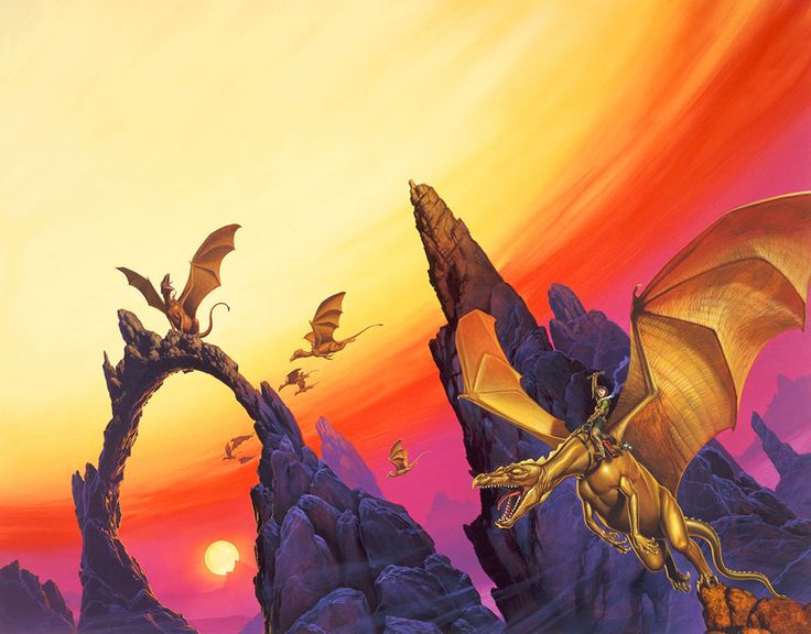 Dragonriders of pern fuck