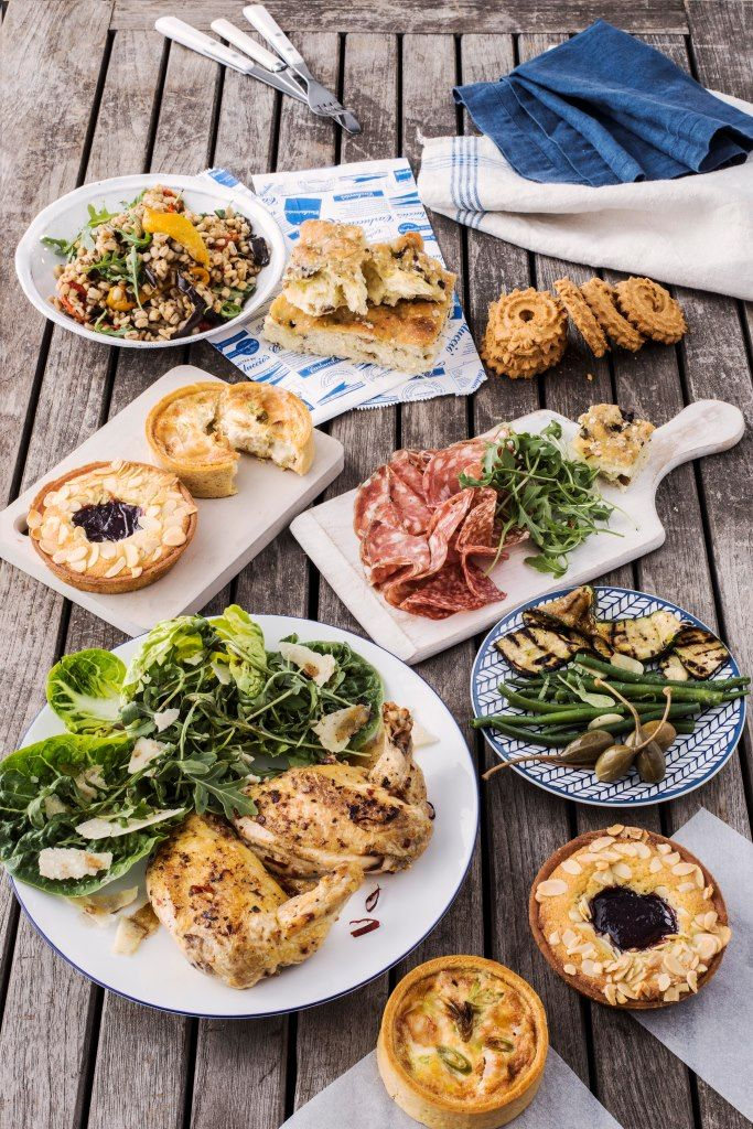Carluccio's Picnic Packages   Epsom Downs Racecourse