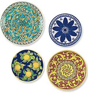Sicilian Ceramics Pottery