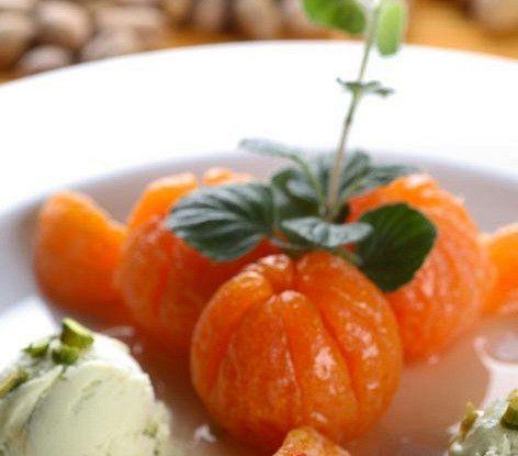 Мандарины в сиропе рецепт – японская кухня: выпечка и десерты. «Афиша-Еда»