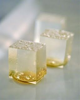 gin and tonic jello shots