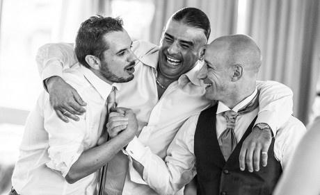 risate - Studio Fotografico Pensiero, Fotografo Matrimoni Roma