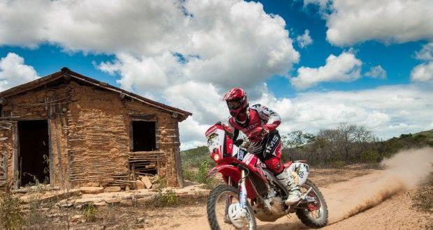 Rally dos Sertões 2014, prova válida pelo campeonato mundial, reúne no Brasil os melhores pilotos de moto da atualidade | VeloxTV