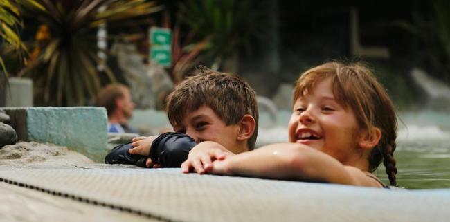 Hot Pools Taupo DeBretts