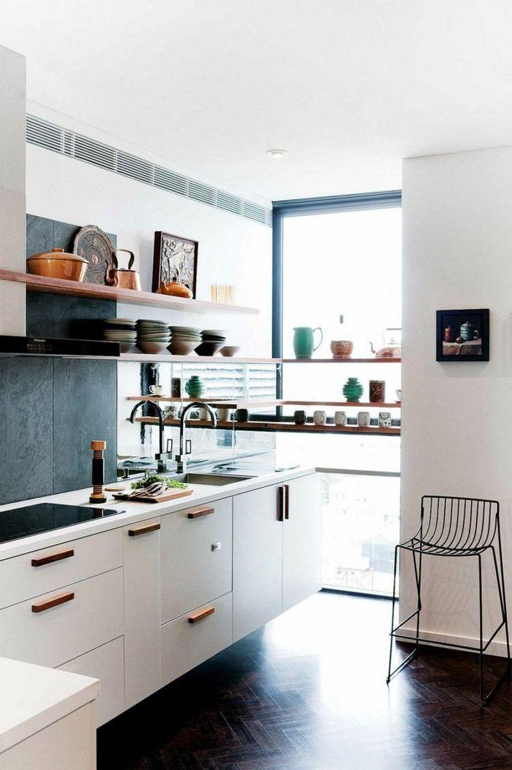 Chambre Blanc Gris Et Rouge : Armoires de cuisine design moderne pour petit espace 1000+ images