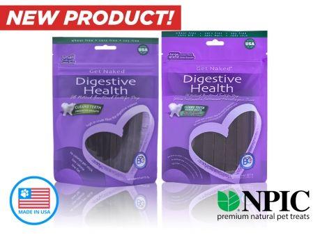 Image of Get Naked® Digestive Health Dental Chew Sticks
