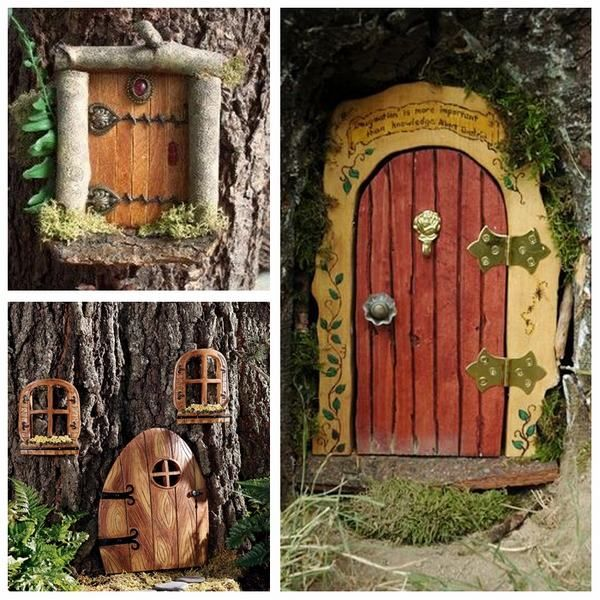110 best images about fairy doors on pinterest gardens for Irish fairy door ideas
