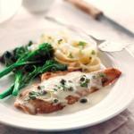 Piccata de poulet au citron, câpres et L'Ancêtre Mozzarella - Recettes - Fromages d'ici