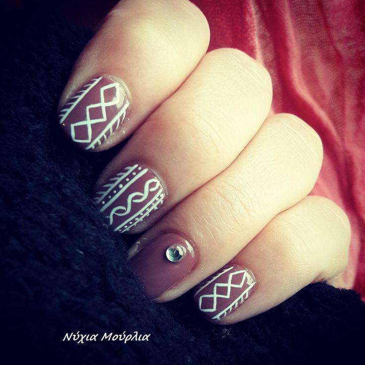 Manicure~oulac~nailart~handmadenails