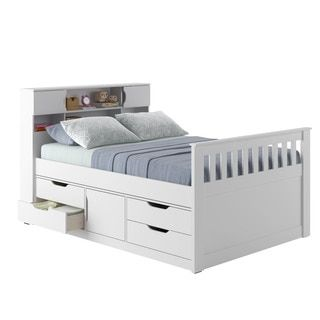 Madison Full/Double Captain's Bed