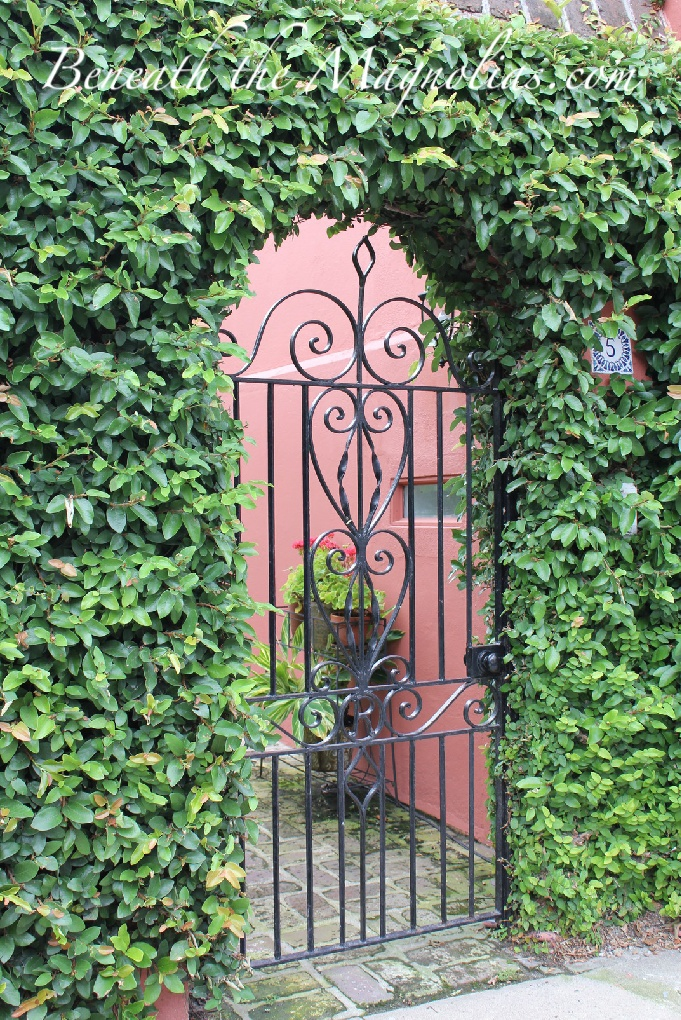 Best images about charleston gates on pinterest