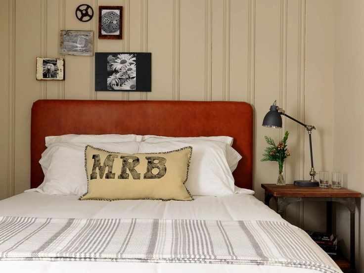 How To Make A Faux Leather Headboard Home Design Ideas