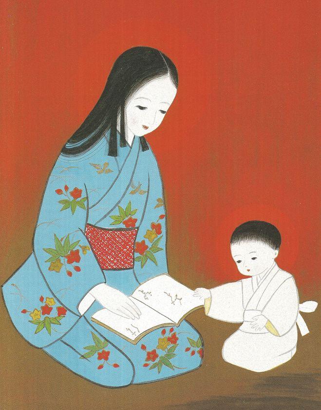 japanese christian art - Google Search