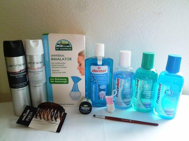 German Beauty Blog / Германский бьюти-блог: Скромно, но по делу. Покупочки: Lush, Barbara Hofm...