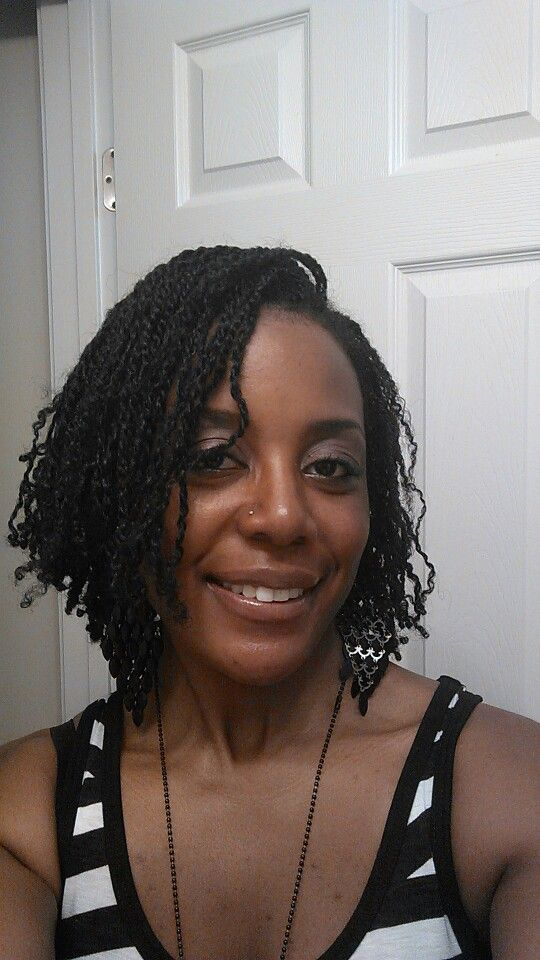 twist hair style 12 best images about mini two strand twists on 3495