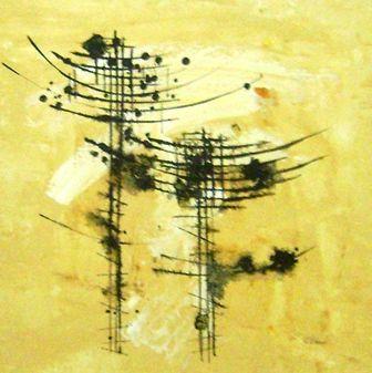 Galeria Arte Quadros \ Obras \ OSEIAS LEIVAS - ARAUCARIAS