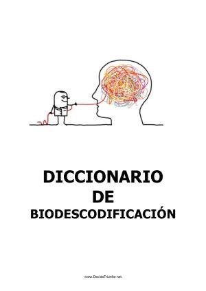 Completo diccionario de biodescodificación... - Biblioteca - InterSer