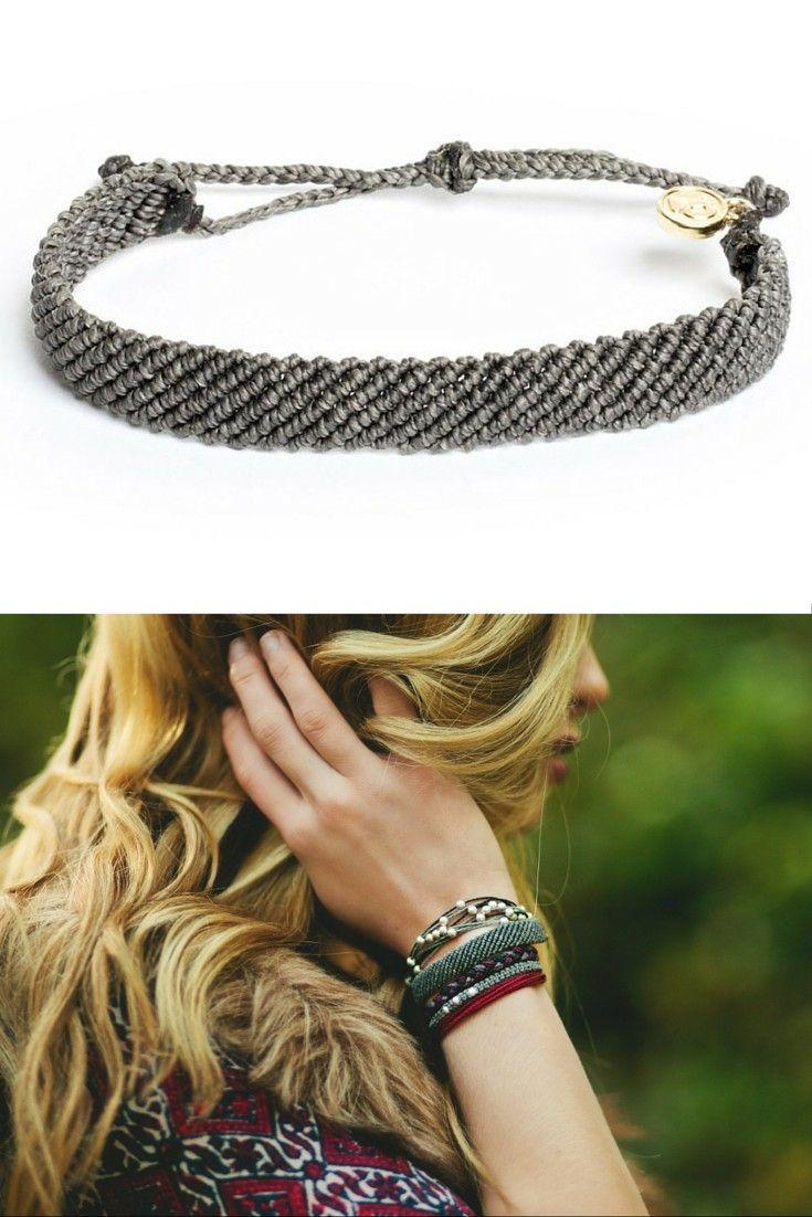 Pura Vida Bracelets are a great everyday accessory.