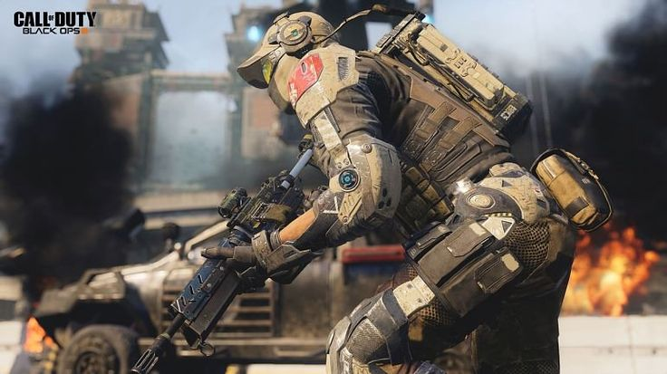 CoD Black Ops 3 presents a new card for charity Call of Duty: Black Ops 3 PC PS3 PS4 Xbox 360 Xbox One