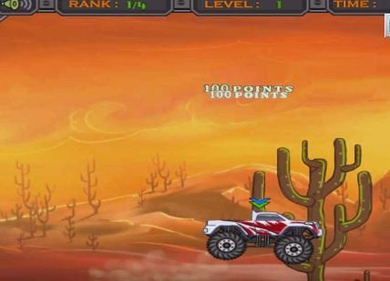 Crazy Monster Trucks Game Free Download