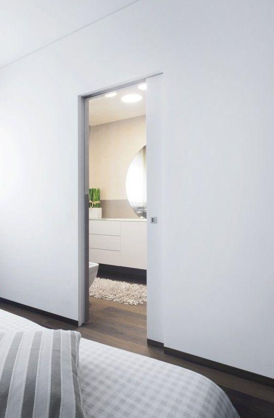 27 best Porte Coulissante images on Pinterest Sliding doors - mettre des portes coulissantes