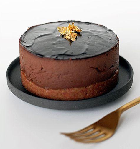 Heston Pop Rocks Cake