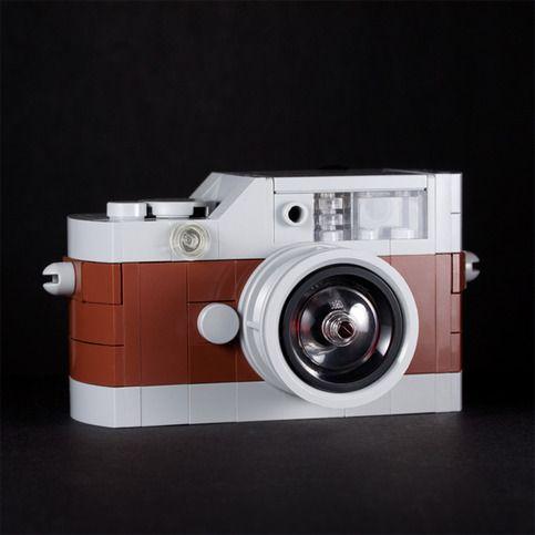 Mini Camera Kit (Brown)