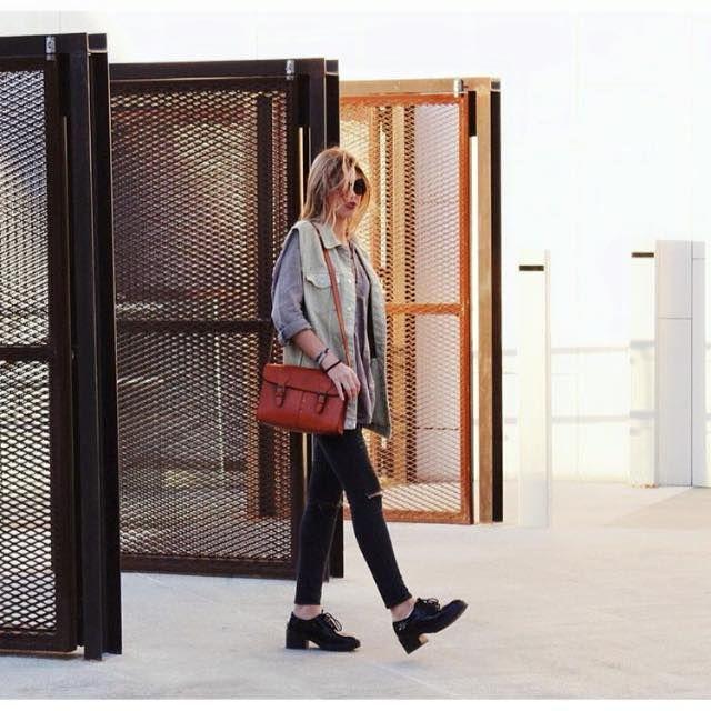 "Handmade Bag leather ""Barcelona"" #createdinbcn #fashion #design #women #gift #teenager #bikini #moda #short #fashiontrend #bags #leatherbags"