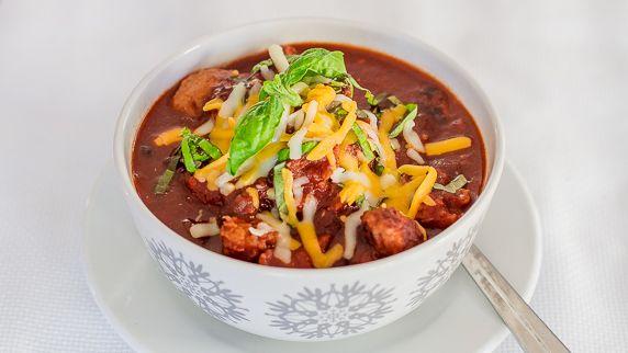 クロックポット国ソーセージと豆のスープ - ジョー·クック