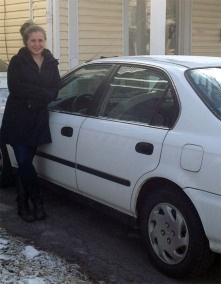 Teen driver Hannah tells all about Toronto Young Drivers of Canada - Driving School Toronto Review http://youngdriversofcanada.wordpress.com/2013/04/02/driving-school-toronto-review/