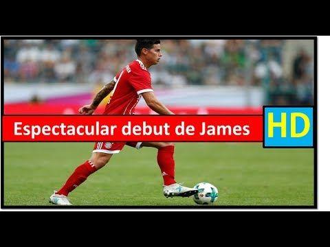 debut de James Rodrigues en bayern HD. JUGADAS DE JAMES EN EN SU DEBUT CON BAYERN MUNICH - VER VÍDEO -> http://quehubocolombia.com/debut-de-james-rodrigues-en-bayern-hd-jugadas-de-james-en-en-su-debut-con-bayern-munich    James Rodríguez es titular con el Bayern Munich en la final de la Telekom Summer Cup, la cual disputa con el Werder Bremen. El colombiano hace su debut con la camiseta bávara, con quien desea llegar a la cima de la élite mundial.  James Rodríguez apar