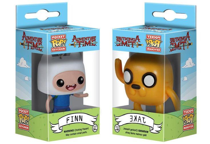 Adventure Time è la serie d'animazione televisiva creata da Pendleton Ward e prodotta dai Frederator Studios per Cartoon Network. La serie segue le avventure di Finn, un ragazzino dodicenne e il suo migliore amico Jake, un cane dotato di poteri magici, tra cui l'abilità di potersi ingrandire, rimpicciolire e la capacità trasformarsi in forme diverse. Finn e Jake vivono nella post-apocalittica terra di Ooo.