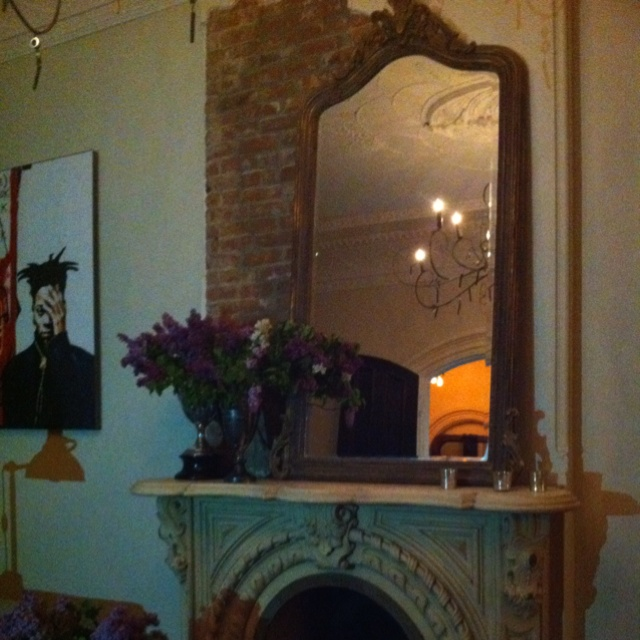 Partially Exposed Brick Fireplace Beautiful Outfit My