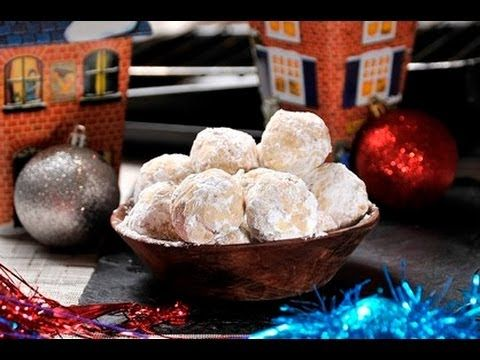 ▶ Bolitas de nuez con mantequilla - Walnut Balls with Butter - YouTube