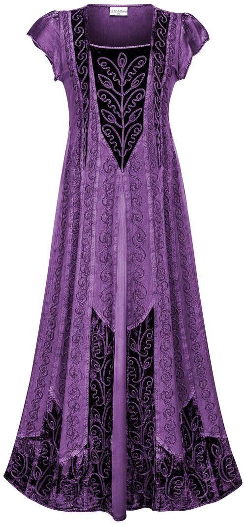 bea94f4c9 Isolde Maxi Tall   Gowns   Dresses, Renaissance dresses, Chain ...