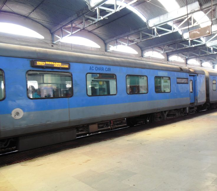The Shatabdi Express, one of the rail services used on our train holidays to India http://www.greatrail.com/train-journeys-of-the-world/shatabdi-express.aspx
