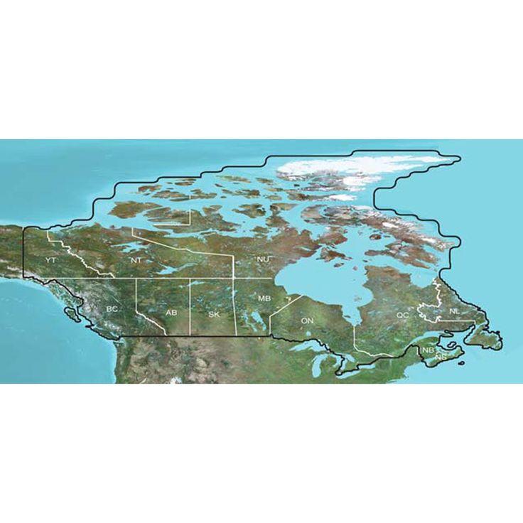 Garmin Topo Canada Microsd Sd