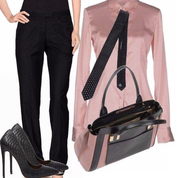 Outfit ideale per l'ufficio, per Donne che sono a carico ...