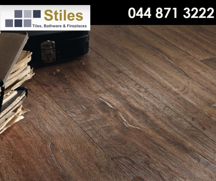 Exquisit is a floor which is as noble and natural as wood. It is perfection itself, radiates warmth and comfort and is as pleasant to walk upon as solid wood. Its synchronised, embossed grain and the matt surface shimmer give it an authentic structure and create a warm, natural atmosphere. Contact #StilesGeorge on 044 871 3222 for more info on our #Kronotex flooring.