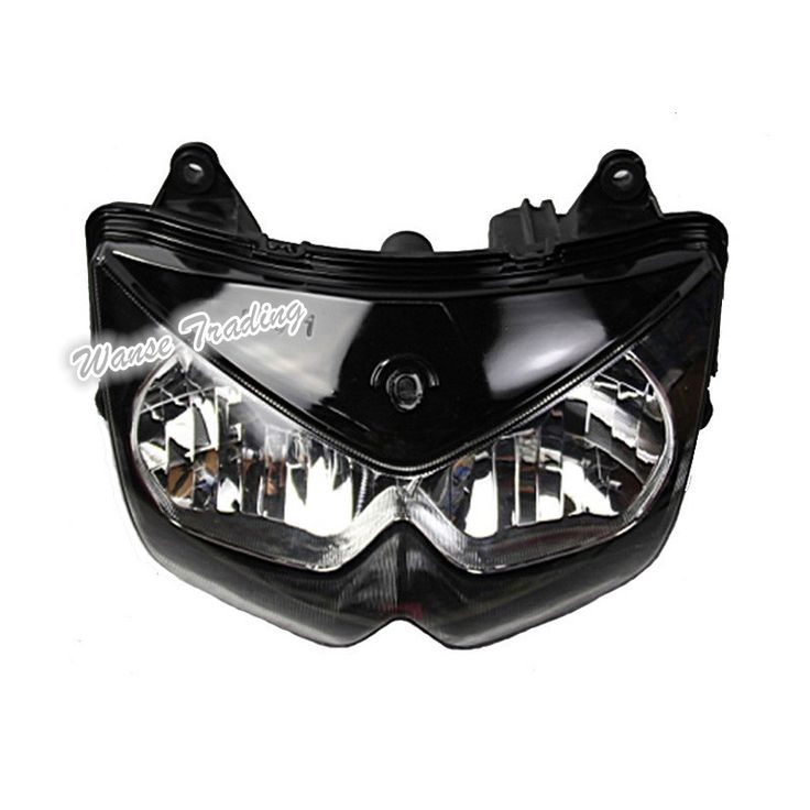 Front Headlight Headlamp Head Light Lamp For KAWASAKI Ninja 250R ZX250R EX250 650R EX650 ER-6F Z750 ZR750J Z1000 ZR1000 ZRT00A #Affiliate