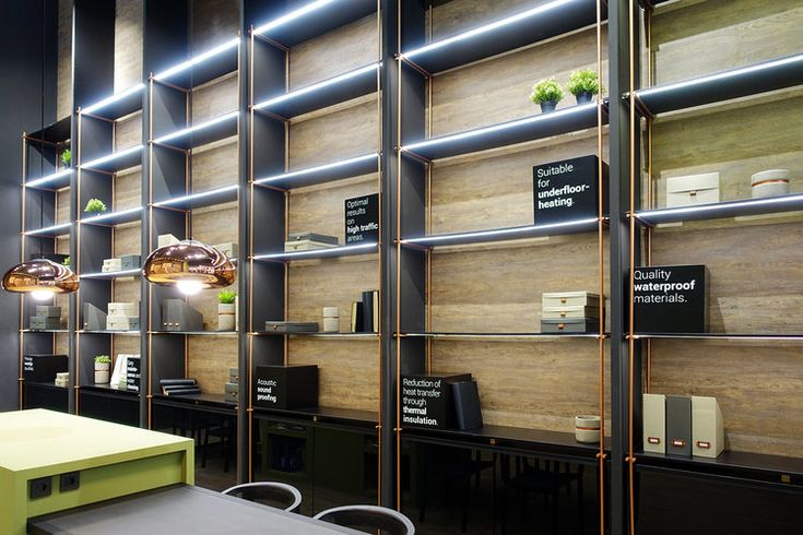 Finzzi's stand at Domotex 2018 (Hannover) by VXLAB