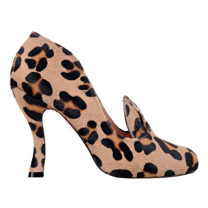 Pfeiffer Leopard Ponyskin