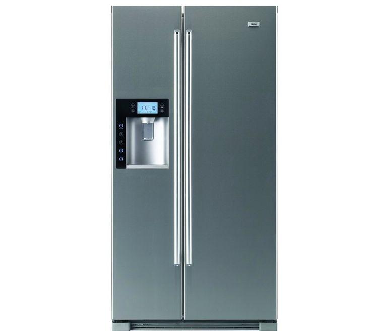refrigerateur americain haier hrf 628ix7 inox pas cher prix promo refrigerateur americain darty 1 09900